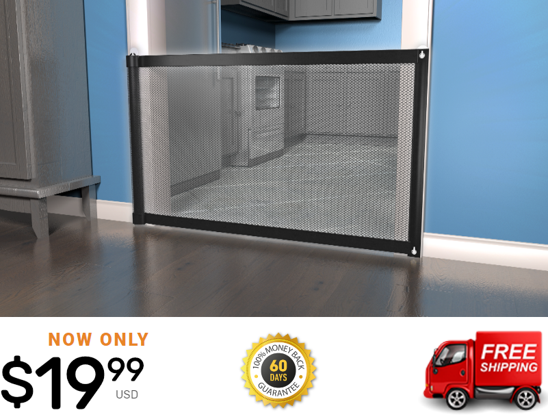 Clever Gate REVIEW | Dog Gate As Seen On TV