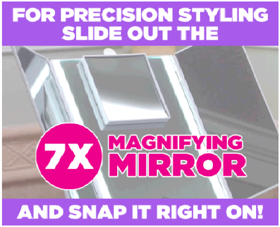 My Flip Up Vanity Mirror Review Compact Lighted Folding