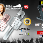 Mr Microphone Review | Wireless Bluetooth Microphone As Seen On TV