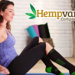 Hempvana Compression Socks REVIEW