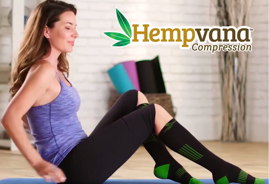 Hempvana Compression Socks