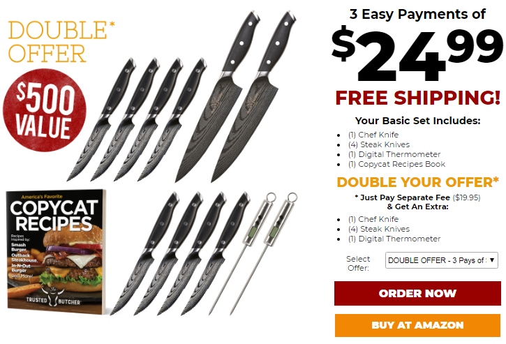 Trusted Butcher Knives Review