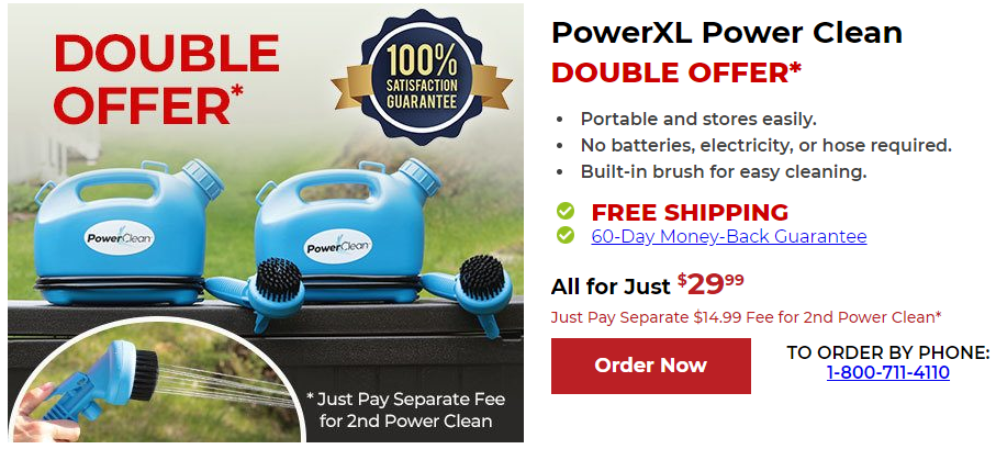 PowerXL Power Clean REVIEW