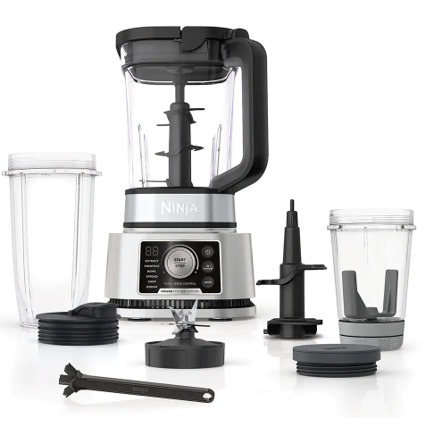 Ninja Foodi Power Pitcher System | Smoothie Bowl Maker | 4-in-1 Blender and Food Processor REVIEW