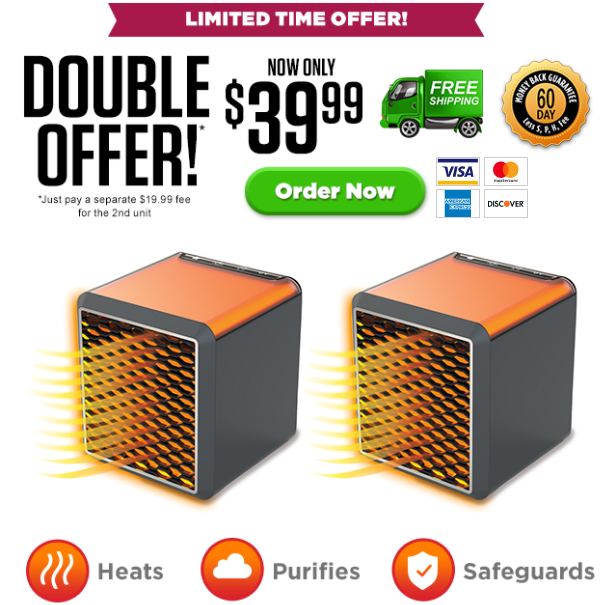 Handy Heater Pure Warmth Review | BuyPureWarmth.com Review